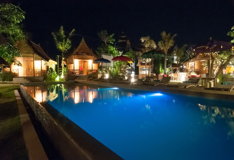 My Dream Resort & Spa, Ungasan, Udendørs pool