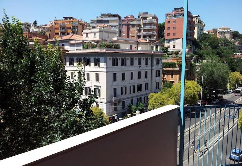 特拉斯特維爾老式閣樓公寓, 羅馬, 露台