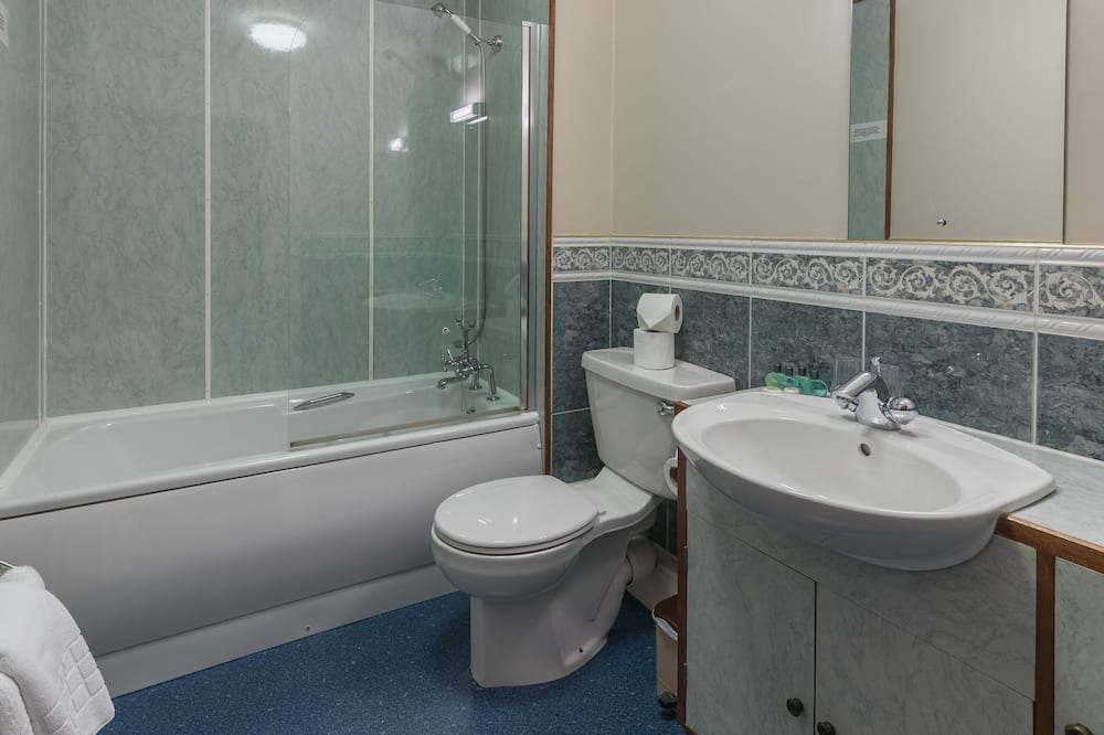ห้องทริปเปิล - ห้องน้ำ