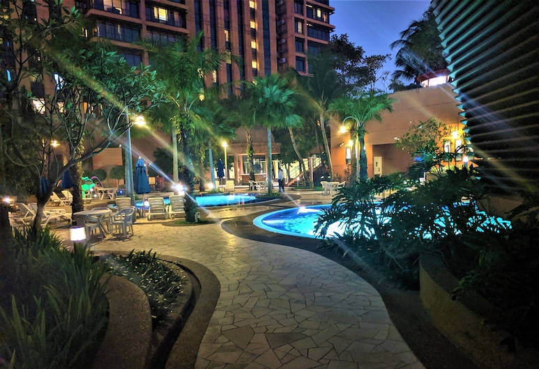 The Apartments at Times Square, Kuala Lumpur, Garden