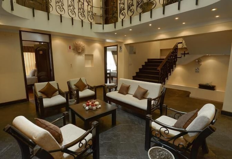 Tecte Guest House, Cusco, Lobby Sitting Area