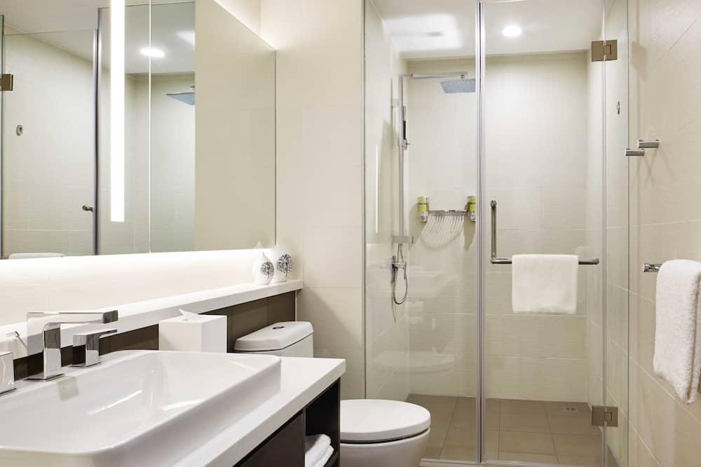 סוויטת אקזקיוטיב, חדר שינה אחד, ללא עישון - חדר רחצה