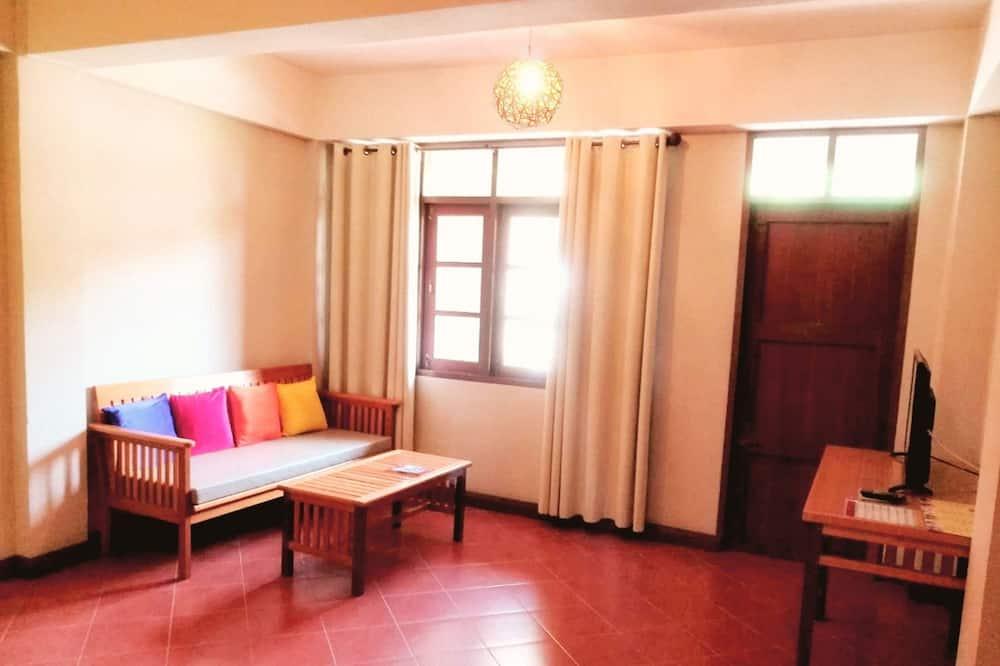 Sun Suite Room - Oturma Alanı