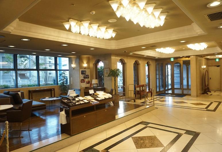橫濱曼達林大飯店, 橫濱, 大廳