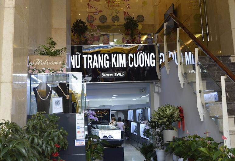 Ngan Ha Hotel, Πόλη του Χο Τσι Μινχ, Εξωτερικός χώρος ξενοδοχείου