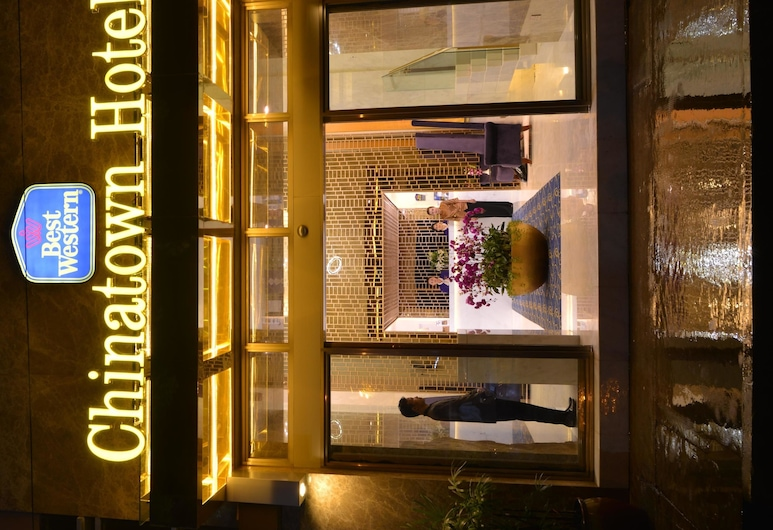 Best Western Chinatown Hotel, Jangona, Viesnīcas ieeja