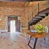 Apartemen Deluks, 2 kamar tidur, patio - Tempat Makan Di Kamar