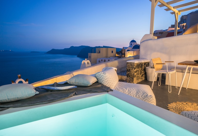 Canvas Suites, Santorini