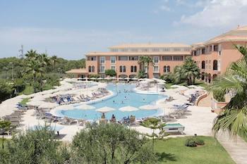 休塔德利亞德梅諾爾卡馬卡瑞拉套房集團酒店的圖片