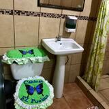 베이직 트리플룸, 전용 욕실 - 욕실