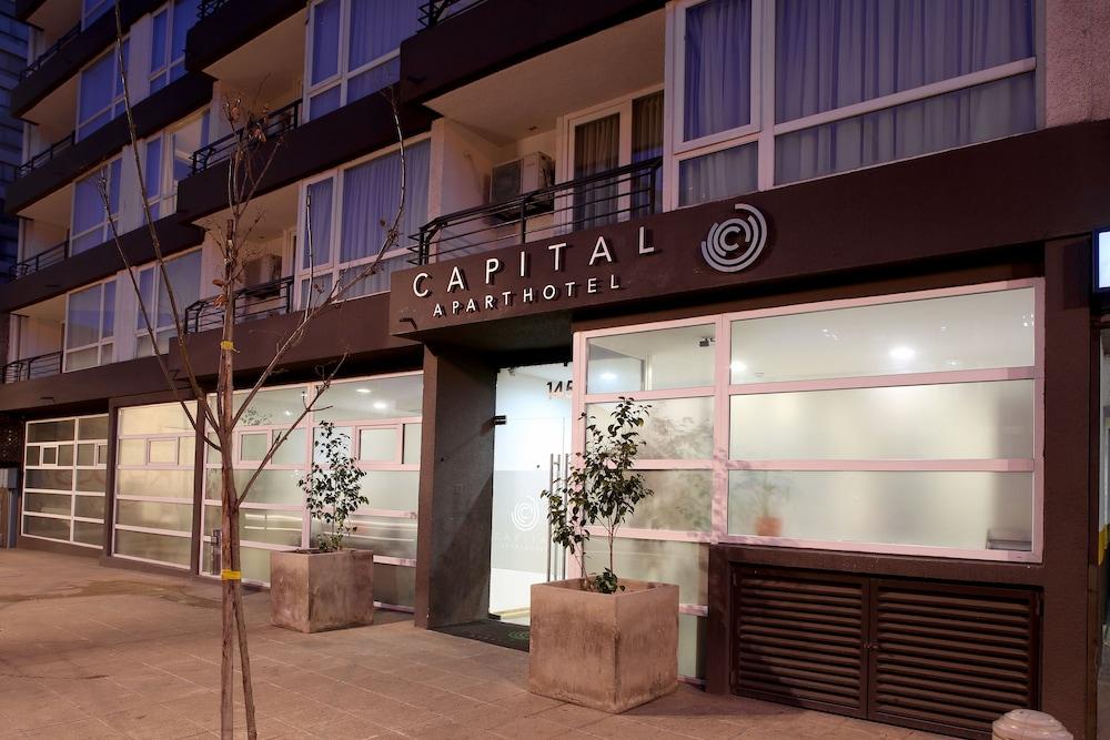 Hotel Capital San Pablo Santiago