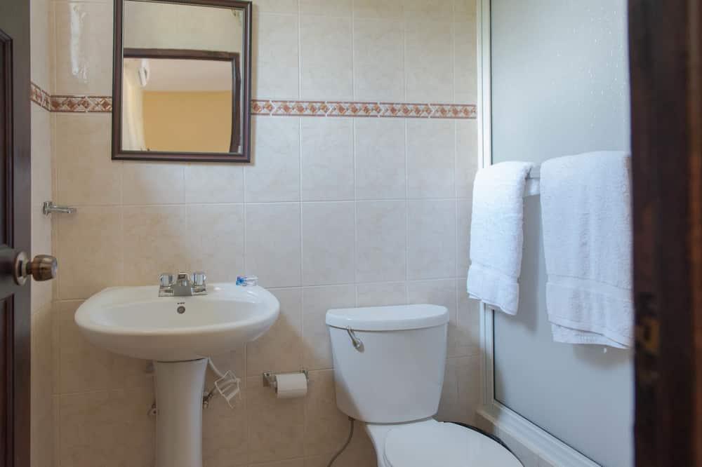 Standard Room, 2 Katil Kelamin (Double), Ocean View - Bilik mandi