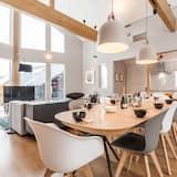 舒適木屋, 3 間臥室 - 客房餐飲服務