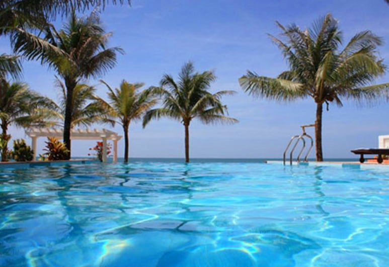 Grace Boutique Resort, Phan Thiết, Infinity-Pool