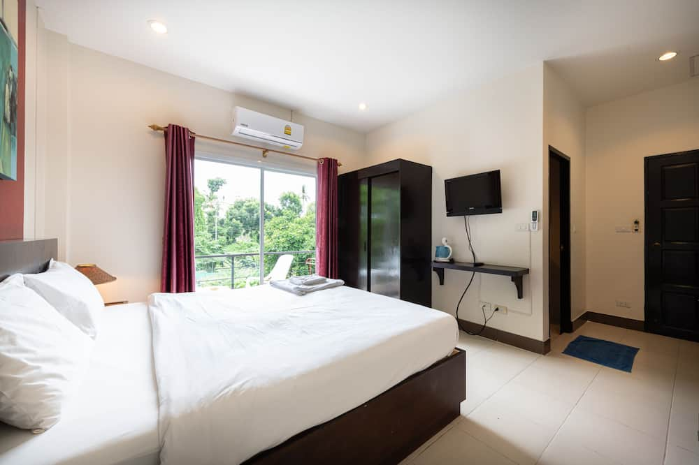 Superior Room with Balcony - Guest Room