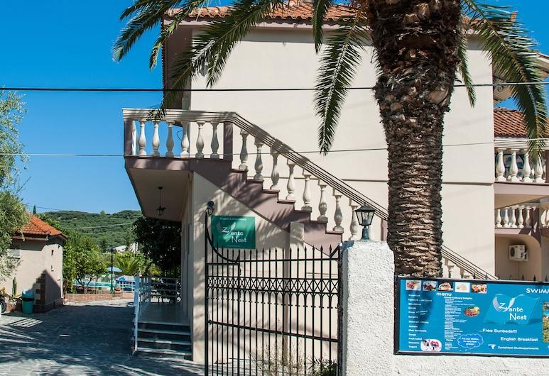 Zante Nest Studios & Apartments, Ζάκυνθος, Πρόσοψη καταλύματος