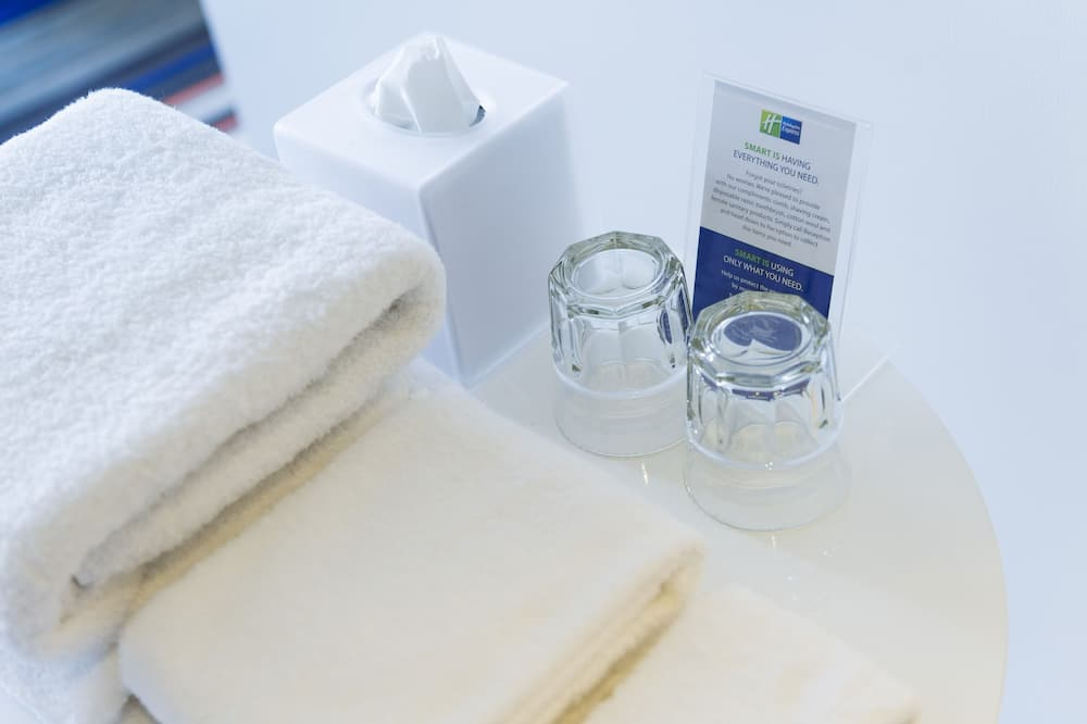 Habitación, accesible para personas con discapacidad (Roll-In Shower) - Cuarto de baño