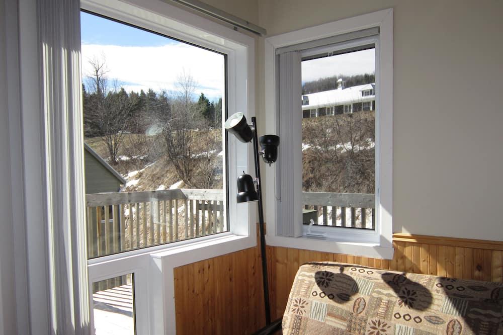 Suite Studio, 1 chambre, vue montagne - Coin séjour