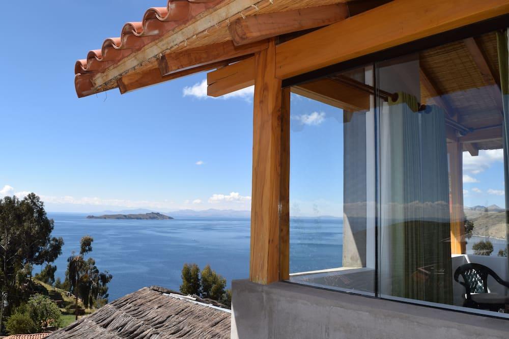 雙人房, 1 張加大雙人床 - 沙灘/海景
