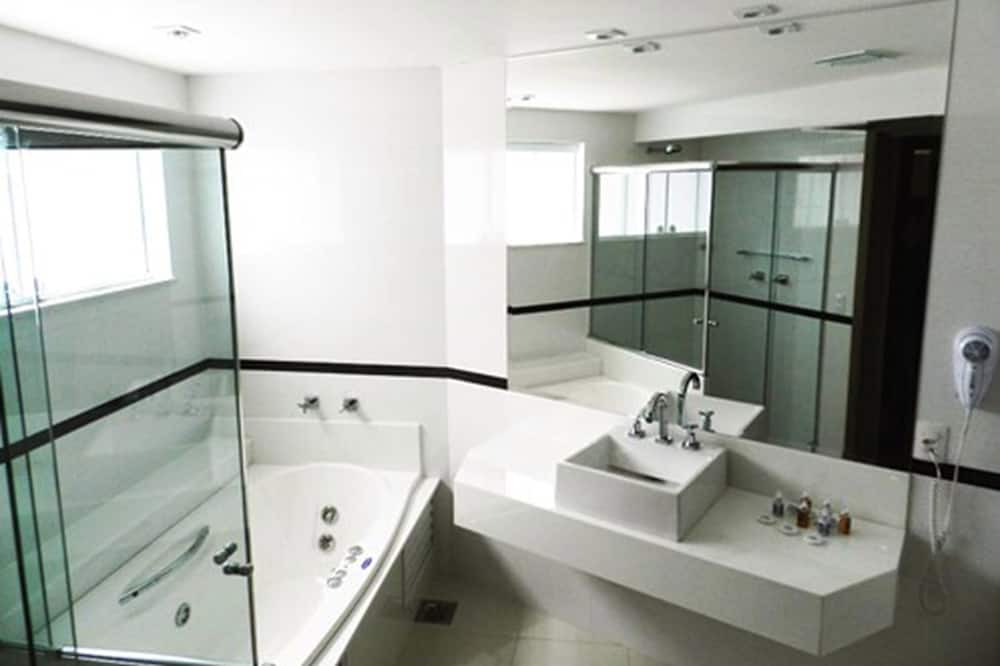 Suite Super Luxo - Banheiro