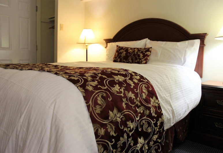 Wharncliffe Suites Motel, London, Comfort Room, 1 Queen Bed, Microwave, Room