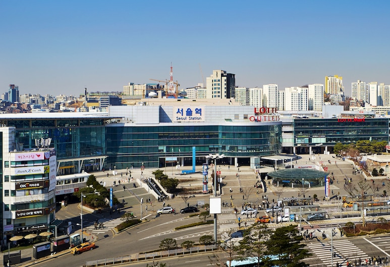 Four Points by Sheraton Seoul Station, Seoul, View from Hotel