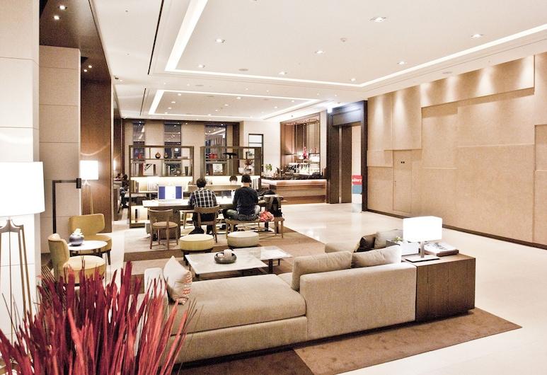 首爾站喜來登福朋飯店, 首爾, 飯店內部
