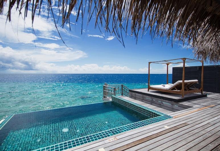 Outrigger Konotta Maldives Resort, Konotas sala, Villa, privāts baseins (Over Water Villa), Privātais baseins