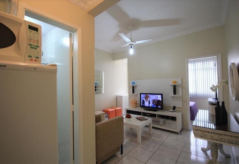 杜特拉 1104 飯店, 里約熱內盧, 標準公寓, 1 間臥室, 廚房, 客廳