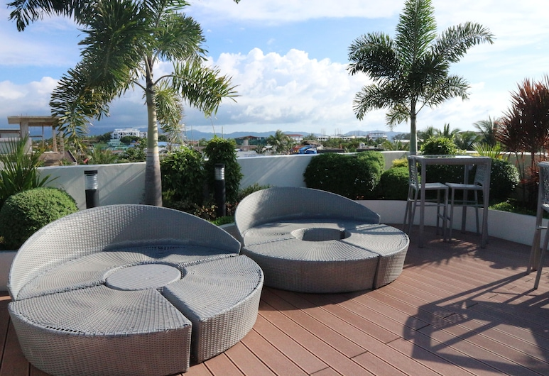 The Ferra Premier by JG, Boracay Island, Terrasse/Patio