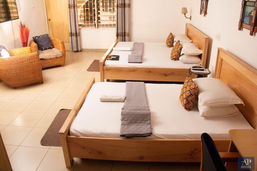 Двомісний номер «Делюкс» (2 односпальних ліжка) - Номер