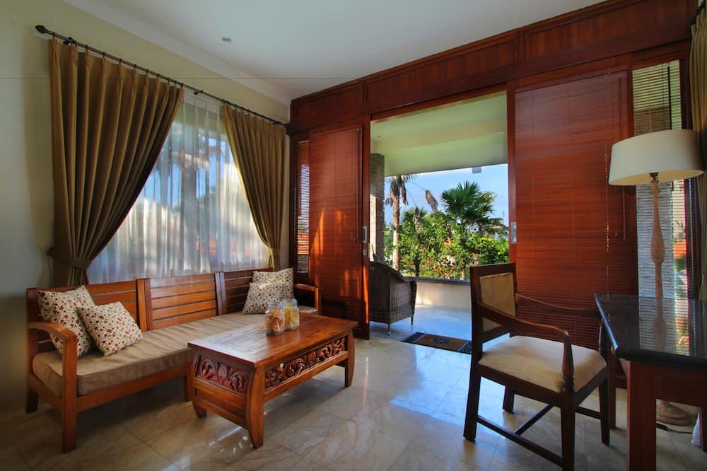 Garden Villa - Living Area