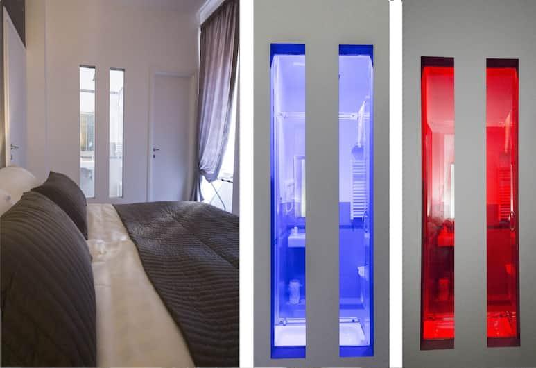 OneTime Roma, Rím, Dvojlôžková izba typu Superior, Hosťovská izba
