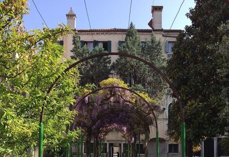 Casa Caburlotto, Venedig, Garten
