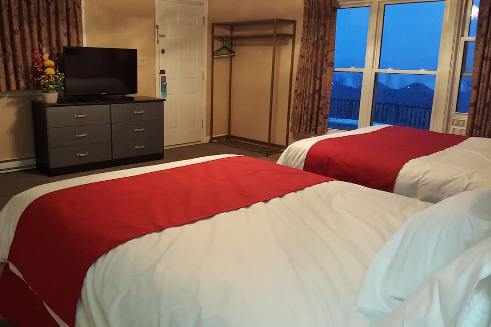 Deluxe kamer, 2 queensize bedden, niet-roken - Kamer