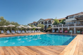 Foto di Castelli Hotel-Adults Only a Zante
