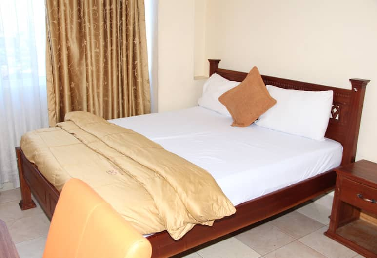 Hotel Barkley, Nairobi, Comfort Single Room, City View, Guest Room