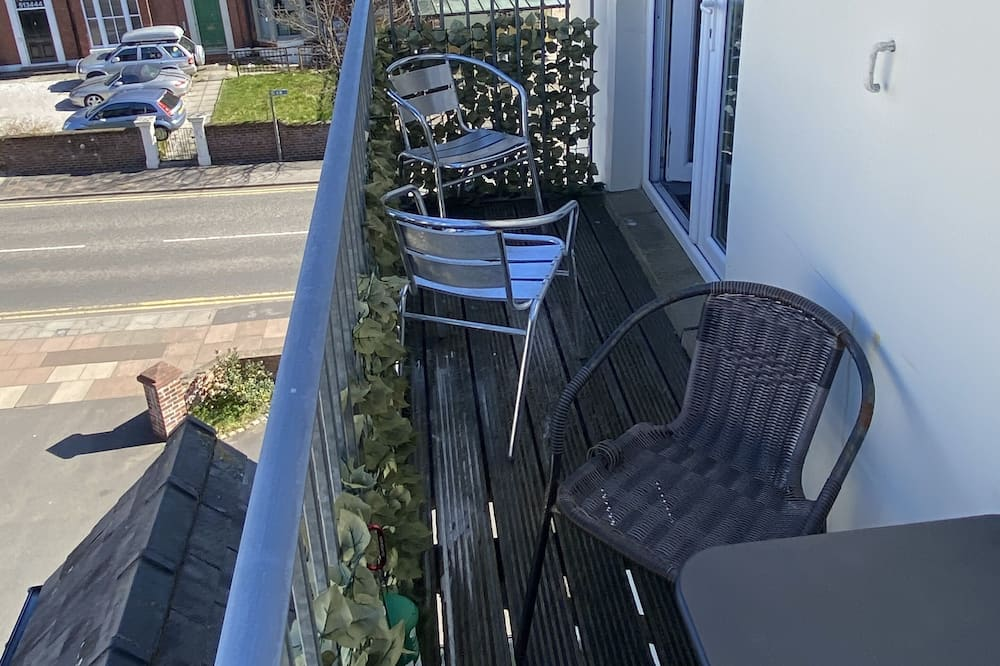 Obiteljski apartman, 2 spavaće sobe (sleeps up to 7) - Balkon