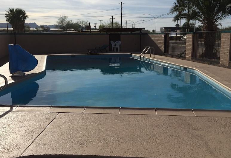 Amazon Motel, Tucson, Outdoor Pool