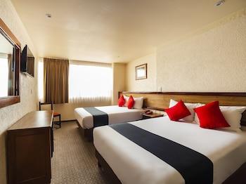 Introduce sus fechas y vea precios de hoteles última hora en Toluca