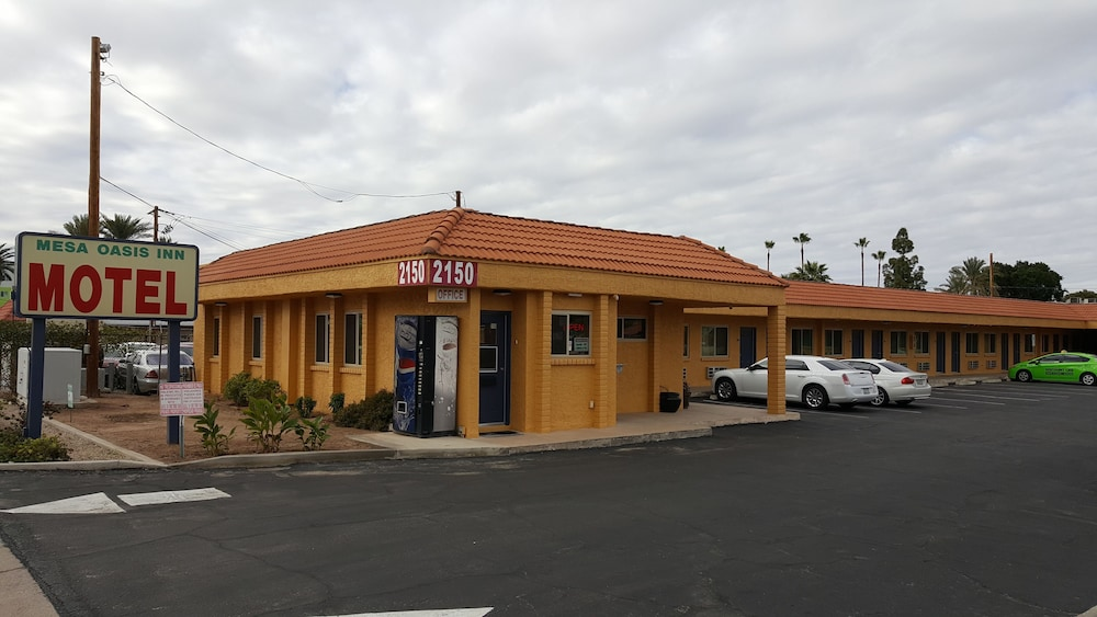 Mesa Oasis Inn & Motel, Mesa