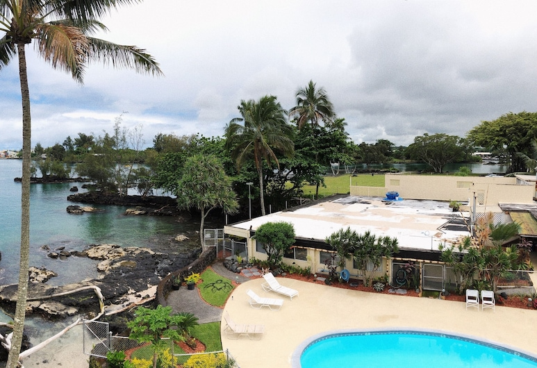 Hilo Reeds Bay Hotel, Hilo, View from Hotel