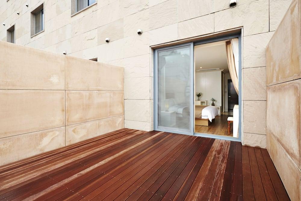Terrace Twin Room - Balkon