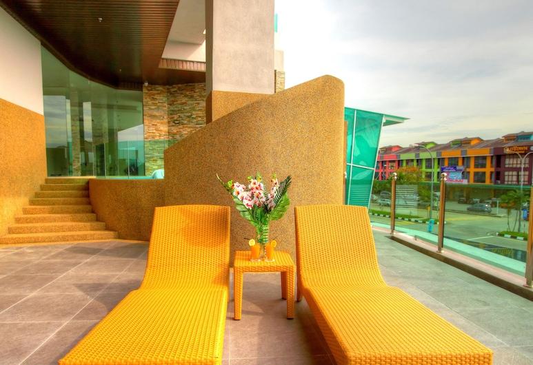 The Guest Hotel & Spa, Port Dickson, Außenpool