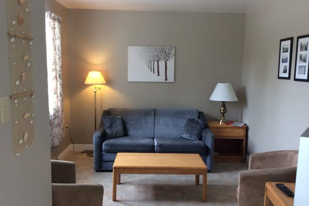 ห้องแฟมิลี่สวีท, 1 ห้องนอน - พื้นที่นั่งเล่น