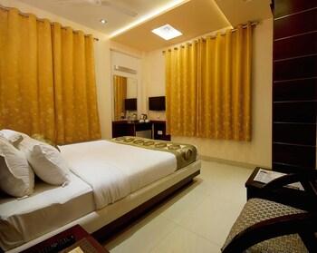 Varanasi bölgesindeki Hotel Central Residency resmi