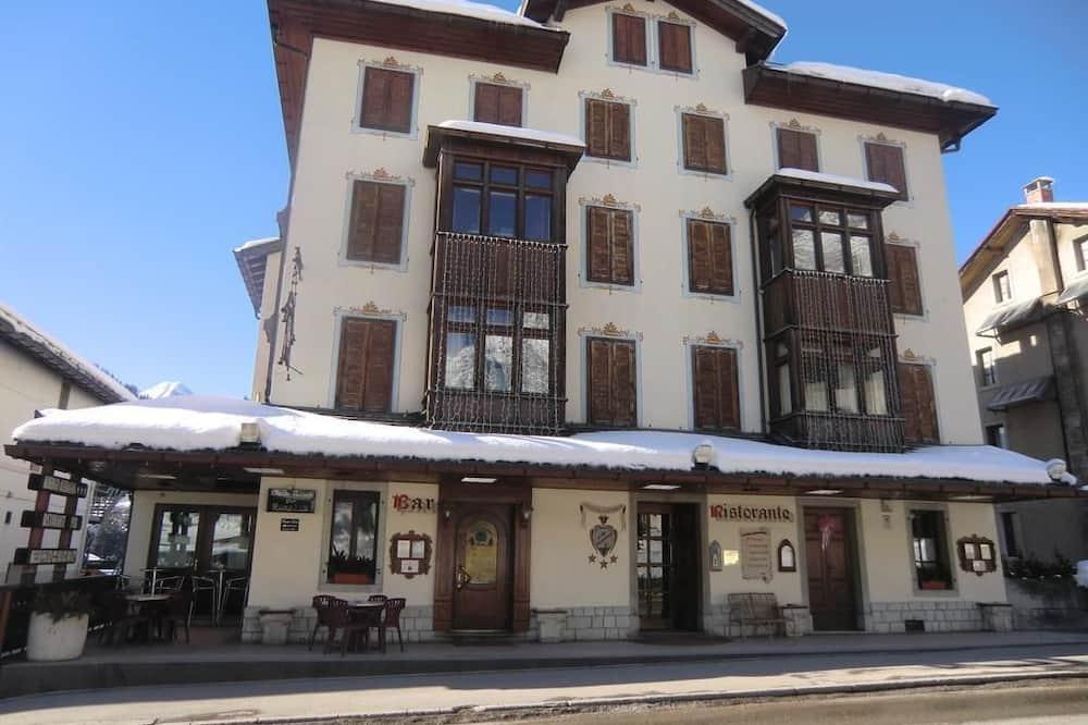 Hotel Alemagna Restaurant