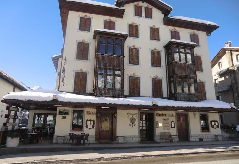 阿里馬格納餐廳飯店, 聖維托迪卡多雷