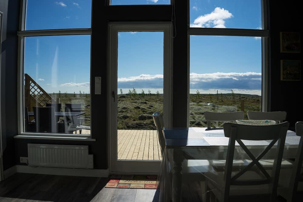 Cottage, 3 phòng ngủ (House no 4) - Quang cảnh từ phòng