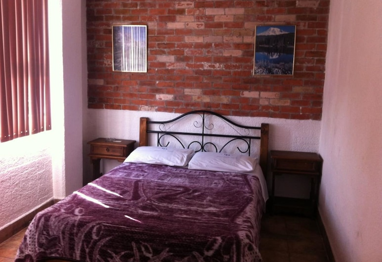 Hotel Centro Diana, Mexico City, Economy Room, Guest Room